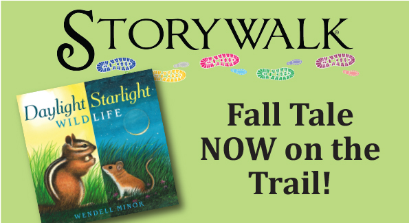 Fall Storywalk