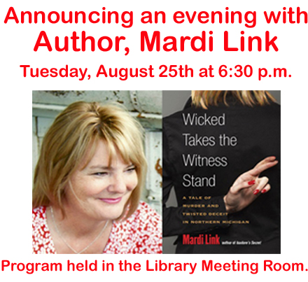 Evening with Mardi Link